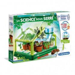 CLEMENTONI Science & Jeu - La Science Sous Serre - Jeu scien