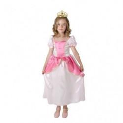 CESAR Déguisement Princesse Rose - Enfant