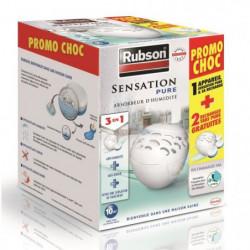 RUBSON PROMO CHOC Absorbeur Sensation Pure et sa recharge +