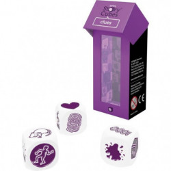 ASMODEE - Story Cube MIX Investigations - Pack Violet - Jeu