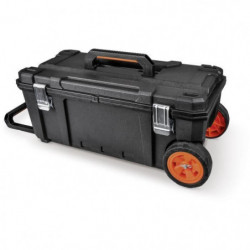 TOOD Mallette boite a outils avec roues