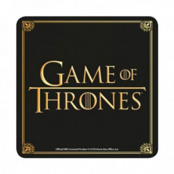 Dessous de verre Game Of Thrones : Logo