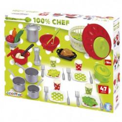 ECOIFFIER CHEF Coffret Cooking