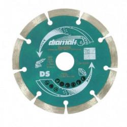MAKITA Disque diamant 125 mm (meuleuse) - D-61139