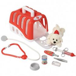 KLEIN - Coffret de vétérinaire avec accessoires pour enfant