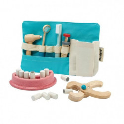 PLAN TOYS La trousse de dentiste