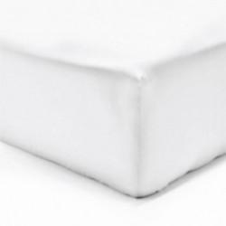 VISION Drap housse 200x200cm BLANC
