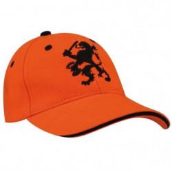 Casquette de baseball - Enfant - Orange