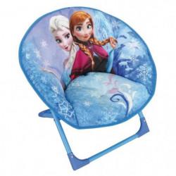 Fun House Disney Reine des Neiges siege lune pliable pour en