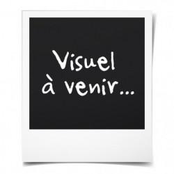 BESTWAY Matelas pneumatique Fashion Design Blanc/Gris- 157 x