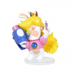 Figurine Mario + The Lapins Crétins Kingdom Battle - Peach 8