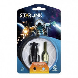 Starlink Pack d'Armes Iron Fist + Freeze Ray Toys