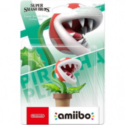 Figurine Amiibo N°66 Plante Piranha Collection Super Smash B