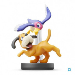 Figurine Amiibo Duo Duck Hunt Collection Super Smash Bros N°