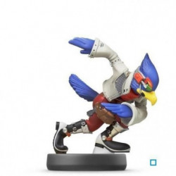 Figurine Amiibo Falco Super Smash Bros N°52