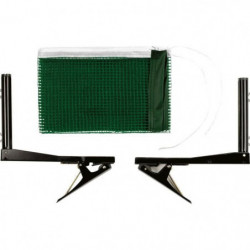 ATHLI-TECH Poteaux + Filet tennis de table Go