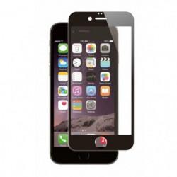 Muvit 1 Verre Trempe 0,33mm Contour Noir Iphone 6/6s