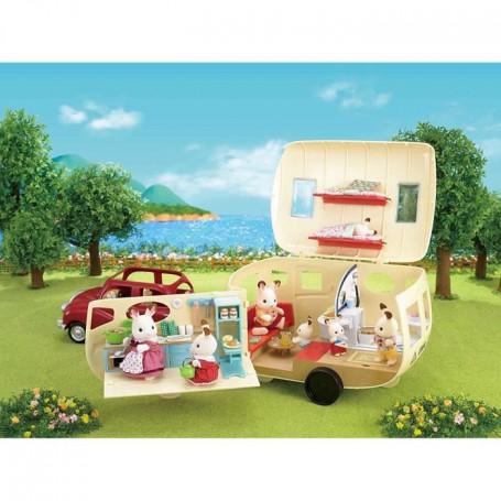 SYLVANIAN FAMILIES 5045 Caravane
