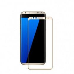 PLATYNE Verre trempée 3D pour Samsung Galaxy S8