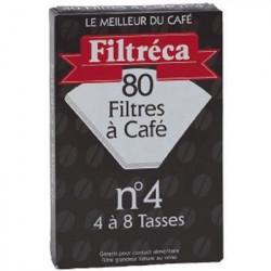 MELITTA 80 filtres a café 1x4 Brun