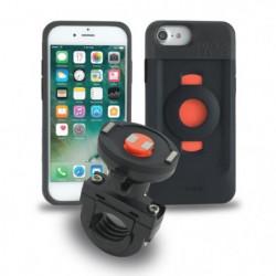TIGRASPORT Kit Moto FitClic Neo pour iPhone 6 - 6s - 7 - 8