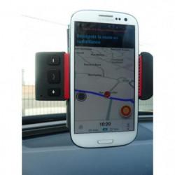 M500 Porte téléphone Kit Main Libre Bluetooth - Fixation Ven