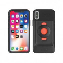 TIGRASPORT Coque FitClic Neo pour iPhone X - XS