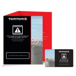 TOM TOM -  Service de mise a jour des emplacements de zones