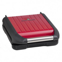 GEORGE FOREMAN Grill Family 25030-56 - 1200 W - Rouge