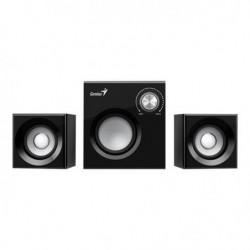 GENIUS Haut parleurs HP SP HF 160 - USB - 8 Watts - Noir - P