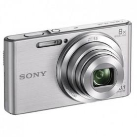 SONY DSC-W830 gris - CCD 20 MP Zoom 8x