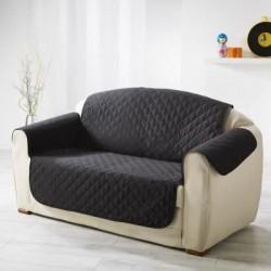 DOUCEUR d'INTERIEUR Protege fauteuil matelassé Club 165x179