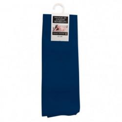 SOLEIL D'OCRE Housse de coussin Alix - 60x60 cm - Bleu marin