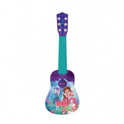 LEXIBOOK - ECHANTIMALS Guitare Acoustique Enfant - Hauteur 5