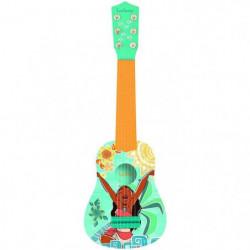 LEXIBOOK - VAIANA - Guitare Acoustique Enfant - Hauteur 53 c