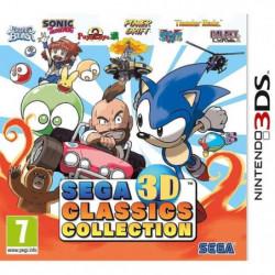 Sega 3D Classics Collection Jeu 3DS