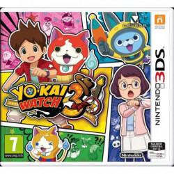 Yo kai Watch 3 Jeu 3DS