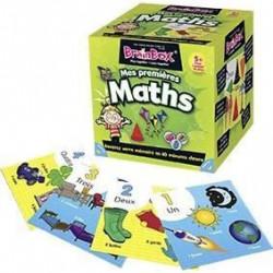 ASMODEE - Brain Box Apprendre les Maths - Jeu de société