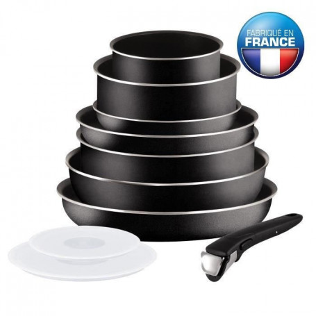 TEFAL INGENIO ESSENTIAL Batterie de cuisine 10 p