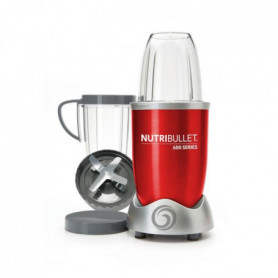 NUTRIBULLET Blender 600W - Rouge
