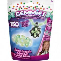 GEMMIES set 2 créations theme glam girl - ASMOKIDS