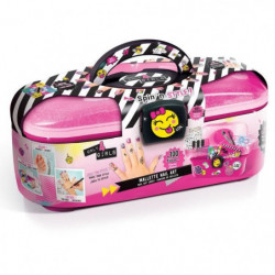 CANAL TOYS - ONLY 4 GIRLS - Mallette Nail Art