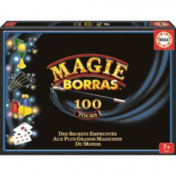 EDUCA Magie 100 tours