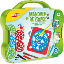 HELLER JOUSTRA Mallette Mandala De Voyage Pm