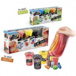 CANAL TOYS - SO SLIME DIY - Pack de 3 Slimes Shaker - Creepy