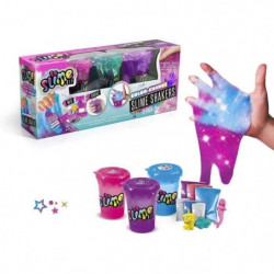 CANAL TOYS - SO SLIME DIY - Pack de 3 Slime Shakers - Color