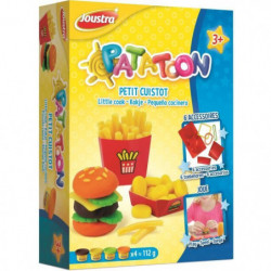 JOUSTRA - Patatoon - Pâte a modeler Petit Cuistot