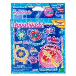 AQUABEADS Coffret charms 300 perles