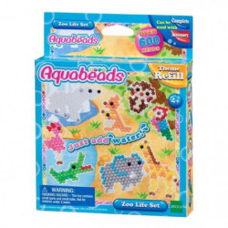 AQUABEADS 31078 - Coffret Animaux Du Zoo