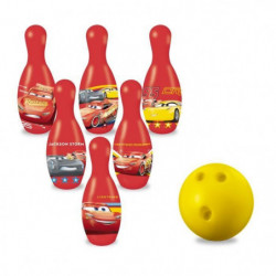 CARS 3 - Jeu de Quilles / Bowling - Enfant - Disney - Garçon